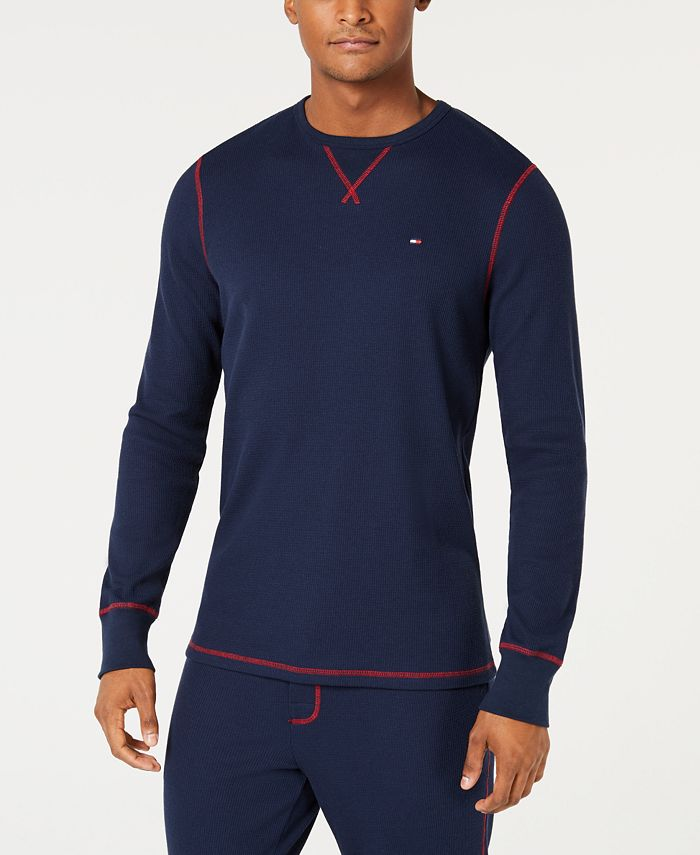 Tommy Hilfiger - Men's Long-Sleeve Thermal Shirt