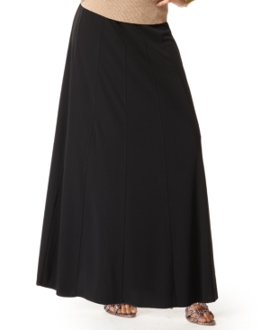 INC International Concepts Skirt, A-Line Swing Maxi
