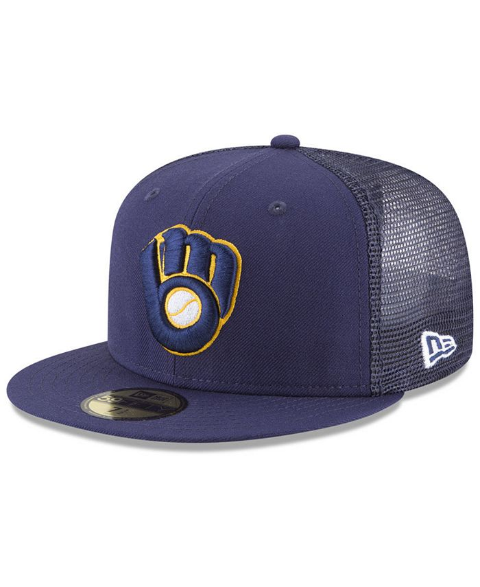 New Era - On-Field Mesh Back 59FIFTY Fitted Cap