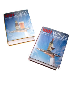 1001 Wines/Beers You Must Taste Before You Die Book