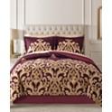 8-Piece Fairfield Square Collection Amalanta Reversible Comforter Set
