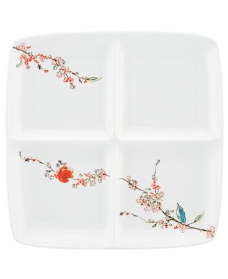 Lenox Simply Fine Chirp Square Divided Server