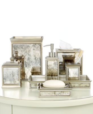 Kassatex Bath Accessories, Palazzo Vanity Tray