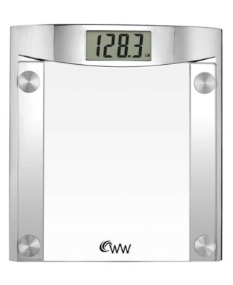 Weight Watchers Scale, WW44 Glass Digital