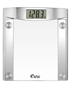 Weight Watchers Scale, WW44 Glass Digital Bedding