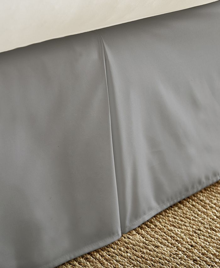 ienjoy Home - Home Collection Premium Pleated Dust Ruffle Bed Skirt