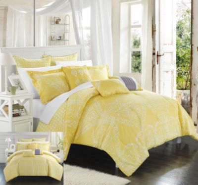 Sicily 8-Pc Queen Comforter Set