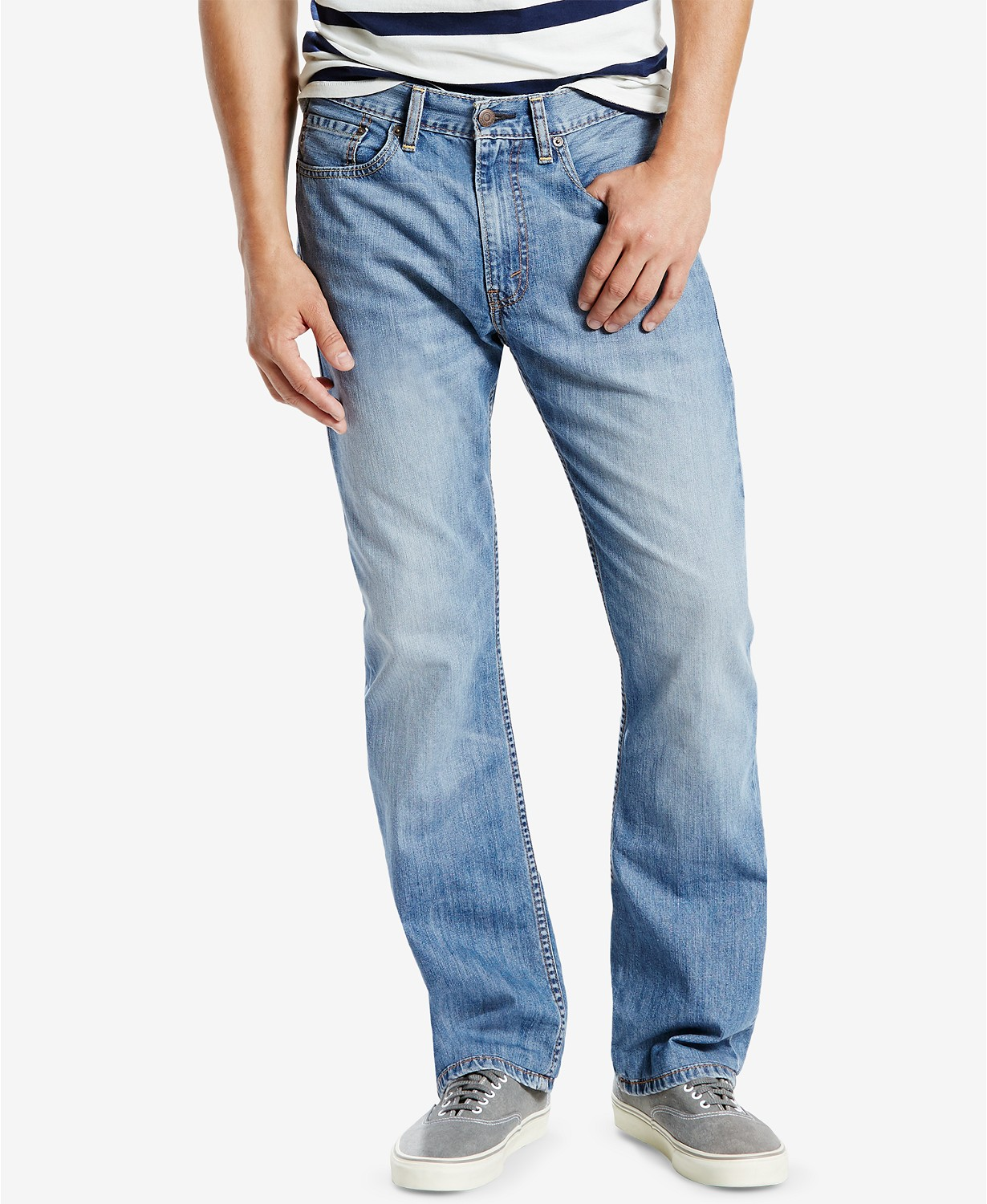 Levi's Men's 505 Regular-Fit Jeans