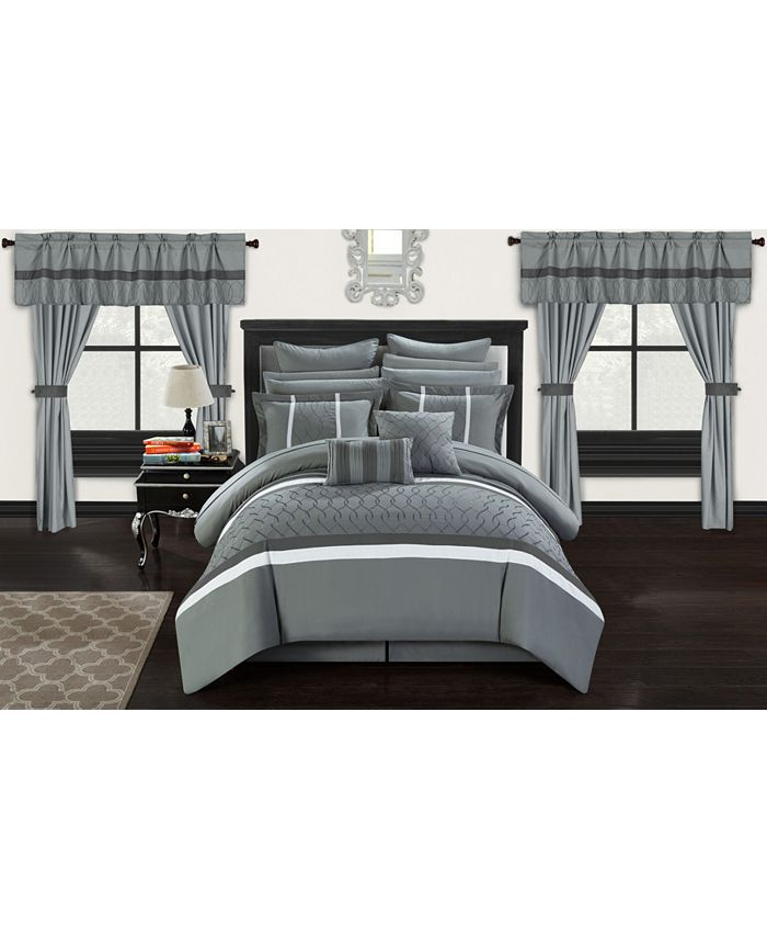 Chic Home - Dinah Comforter Set
