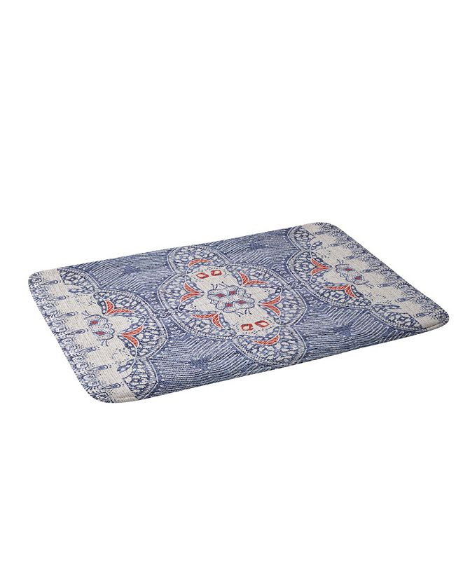 Deny Designs Holli Zollinger French Linen Zali Bath Mat