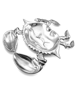 Wilton Armetale Serveware, Crab Chip and Dip