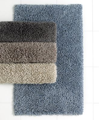 "Hotel Collection Twisted 22"" x 36"" Bath Rug"