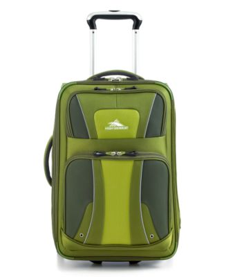 "High Sierra Suitcase, 28"" Evolution Rolling Upright"