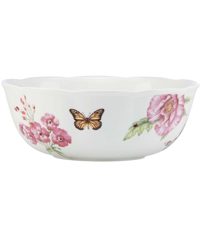 Lenox - Butterfly Meadow Bloom Serving Bowl
