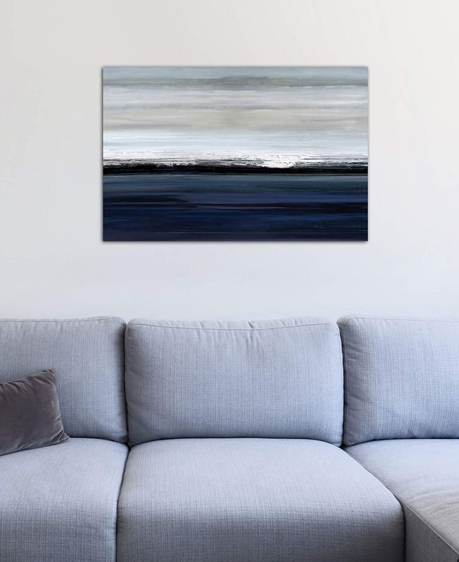 "iCanvas ""At The Edge"" by Rachel Springer Gallery-Wrapped Canvas Print (18 x 26 x 0.75)"