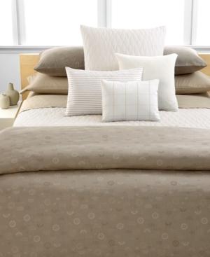 Calvin Klein Home Studio Bedding, Samoa Queen Quilt Bedding