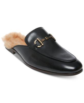 Steve Madden Men's DiFranco Leather Bit