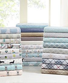 True North Cotton Flannel Sheet Sets