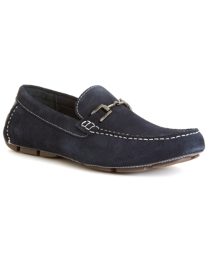 Alfani Merry Moc-Toe Suede Bit Drivers, Only at Macy's Men's Shoes