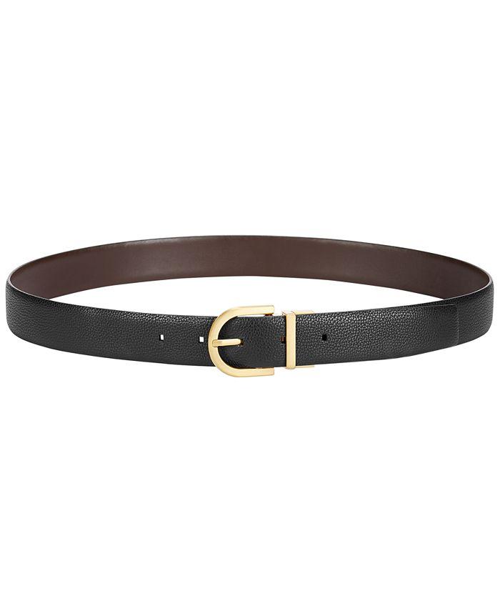 Calvin Klein - Reversible Leather Belt