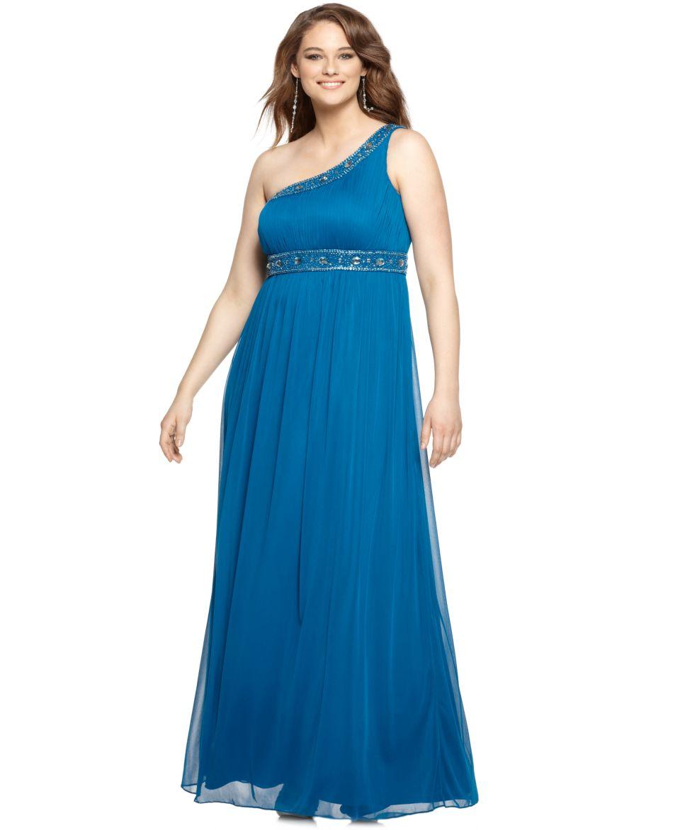4cbae3a3da86b Xscape Plus Size Dress
