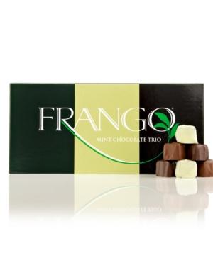 Frango Chocolate, 1 lb. Mint Trio Box of Chocolates