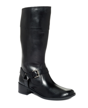 Ellen Tracy Shoes, Tess Tall Riding Boots Women's Shoes