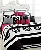 Sabina 12 Piece King Comforter Set Bedding