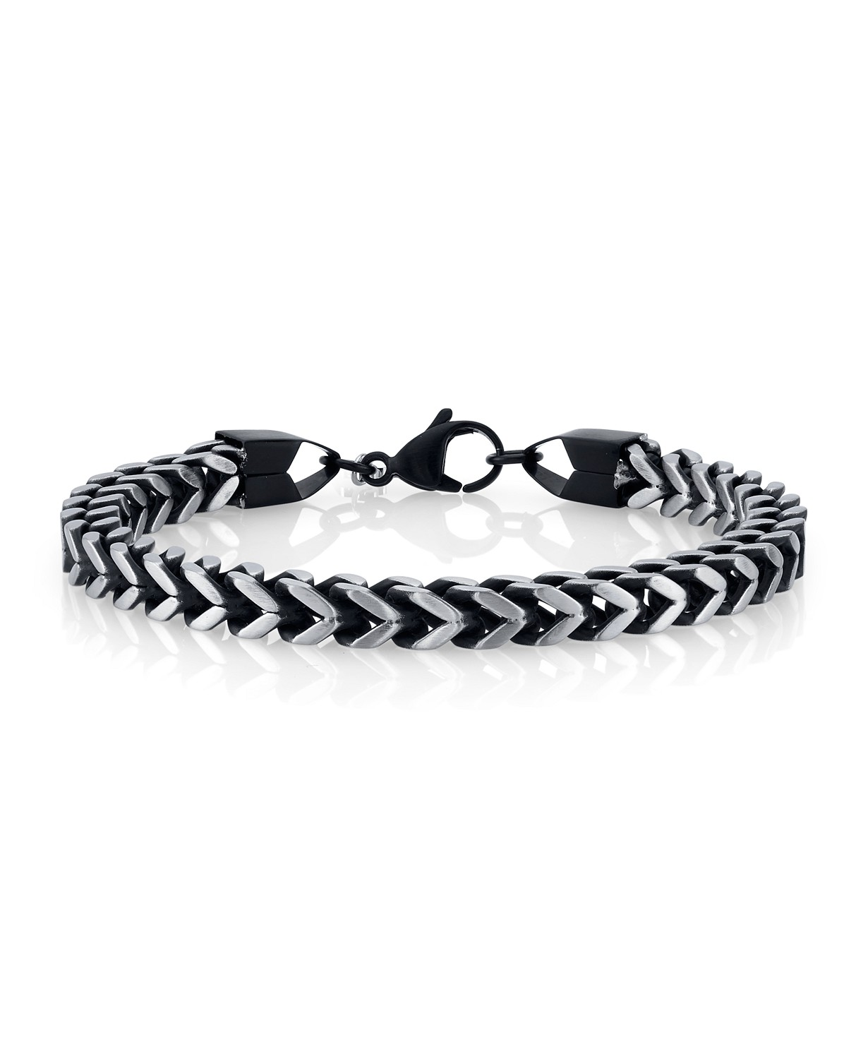 (60% OFF Deal) 6mm Franco Chain Stainless Steel Bracelet $28.00