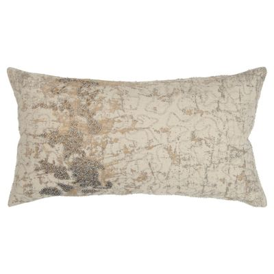 """14"""" x 26"""" Abstract Design Pillow Cover"""