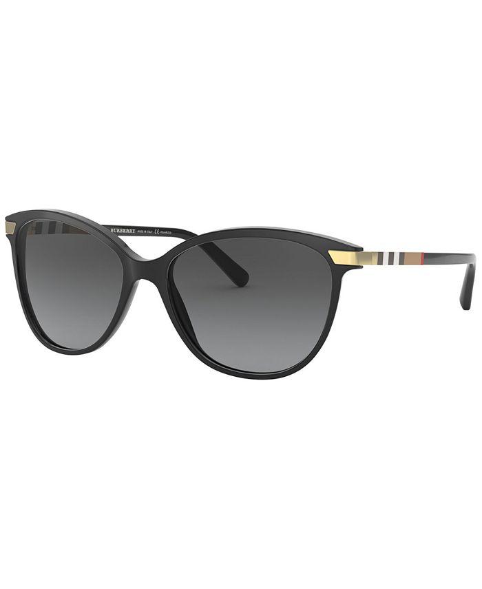Burberry - Polarized Sunglasses, BE4216 57