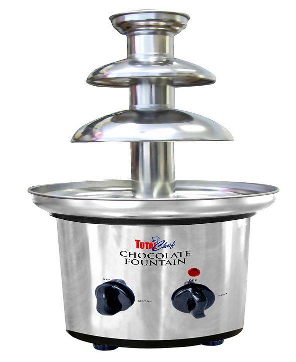 Koolatron Total Chef 3 Tier Chocolate Fountain