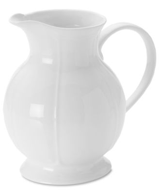 Mikasa Dinnerware, Antique White Pitcher