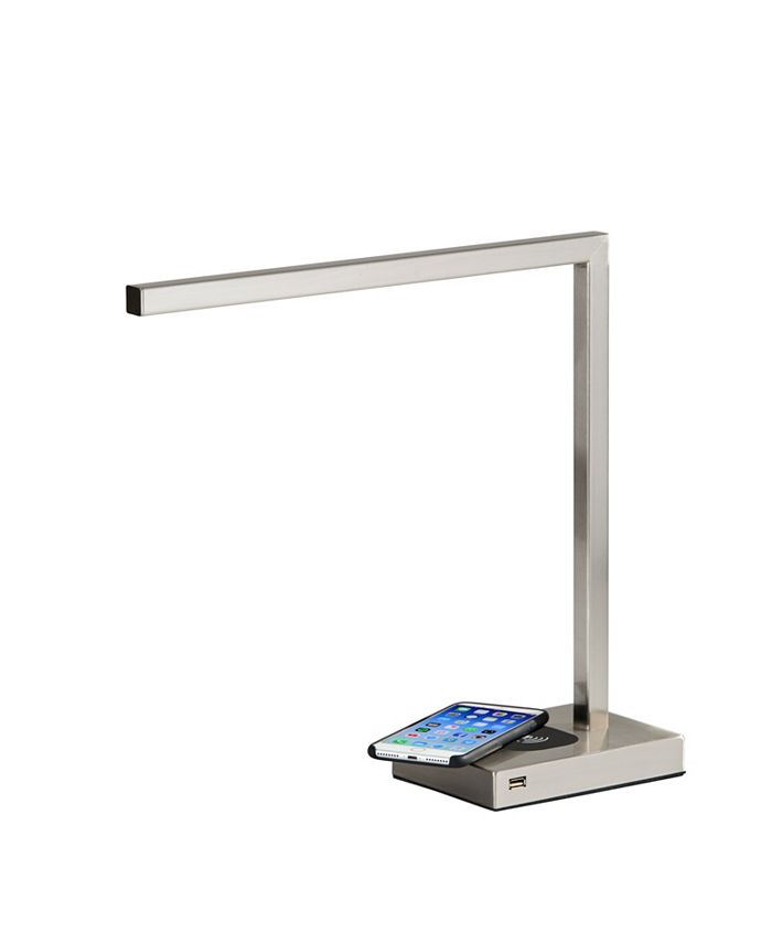 Adesso - Aidan LED Desk Lamp