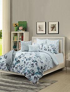 Universal Home Fashions Aurora 8 Piece Comforter Set Queen