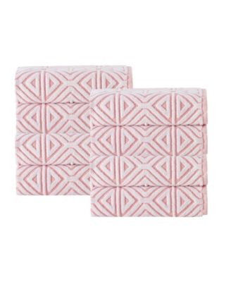 Glamour 8-Pc. Turkish Cotton Hand Towel Set
