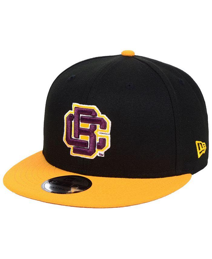 New Era - Black Team Color 9FIFTY Snapback Cap
