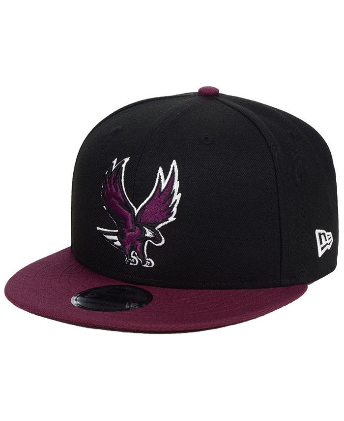 New Era - Black Team Color 9FIFTY Snapback Cap