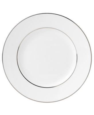 Wedgwood Signet Platinum Appetizer Plate