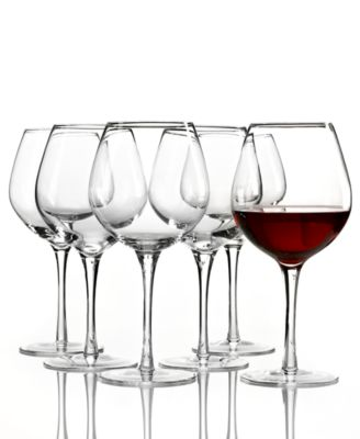 Lenox Stemware, Tuscany Classics Buy 4 Get 6 Red Wine Set