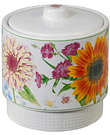 Creative Bath Perennial Covered Jar