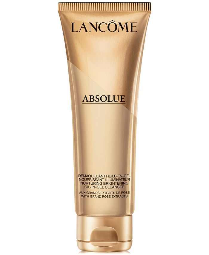 Lancôme - Absolue Nurturing Brightening Oil-In-Gel Cleanser With Grand Rose Extracts