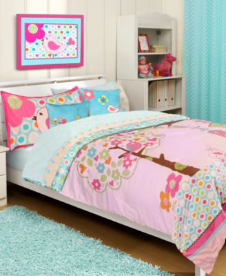 CLOSEOUT In the Forest 2 Piece Twin forter Set Bed