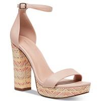 Deals on Madden Girl Suzy Platform Sandals