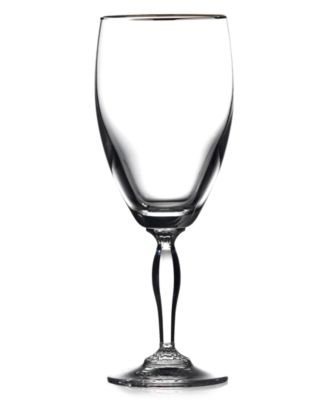 "Marquis by Waterford ""Allegra Platinum"" Iced Beverage"
