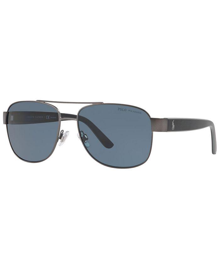 Polo Ralph Lauren - Polarized Sunglasses, PH3122 59