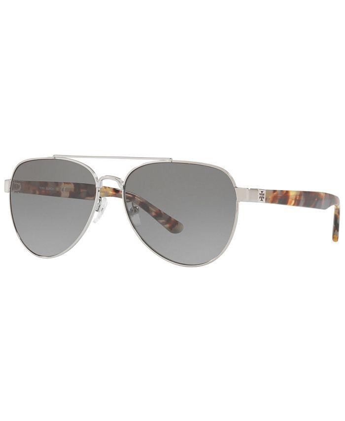 Tory Burch - Sunglasses, TY6070 57
