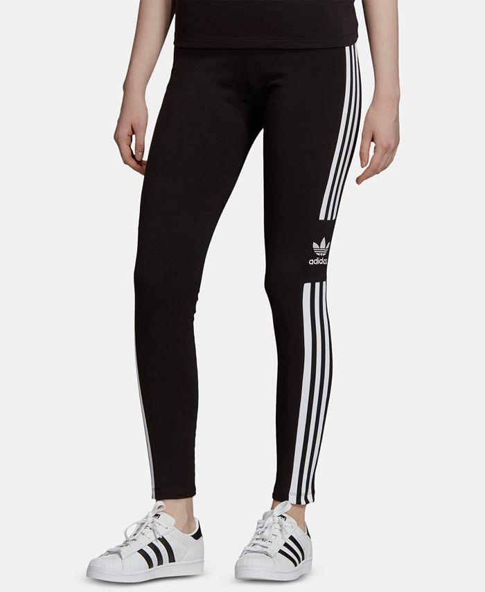 adidas - Originals Adicolor Three-Stripe Leggings