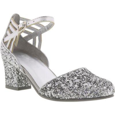 Big Girls Sarah Shine Dress Heel