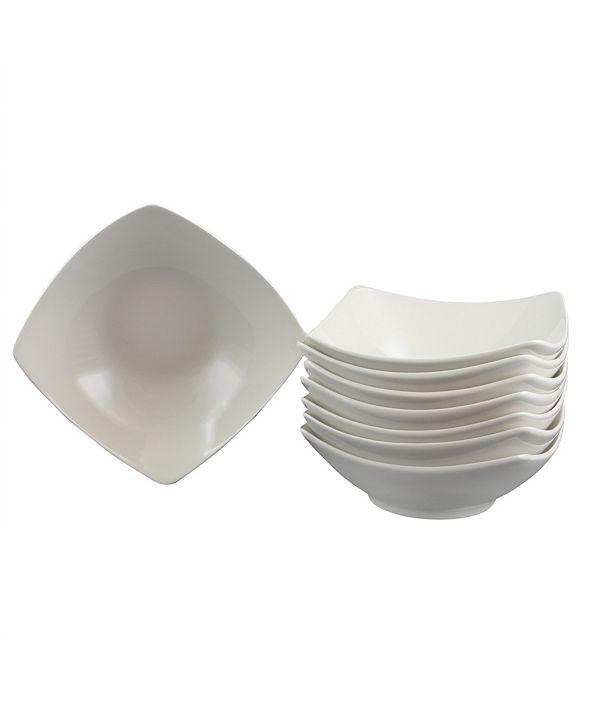 Zen Buffetware 8 Piece Bowl Set